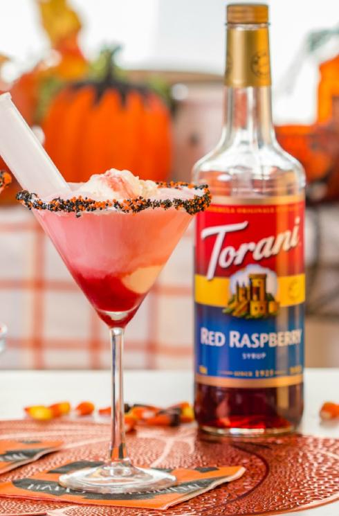 Salsas & Syrups Torani